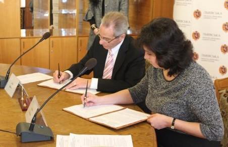 У Львівській ОДА підписали меморандум у галузі екології
