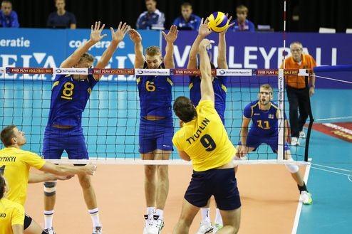 Львівські волейболісти гратимуть проти сербів
