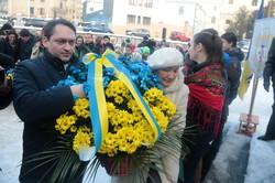 У Львові вшанували па`мять автора Державного Гімну України Михайла Вербицького(ФОТО)