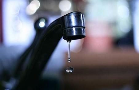 Де у Львові 8 грудня не буде води?