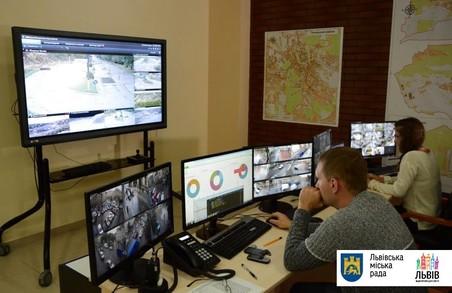 За 2016 рік у Львові встановили 130 відеокамер