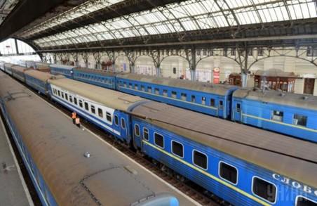 """18 додаткових поїздів курсуватиме """"Укрзалізницею"""" на новорічні свята"""