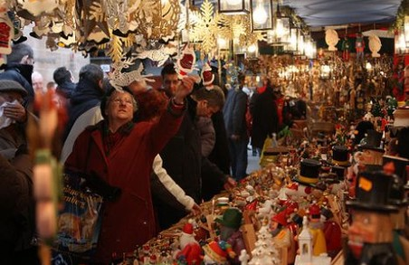 Львівський Різдвяний ярмарок запрацював