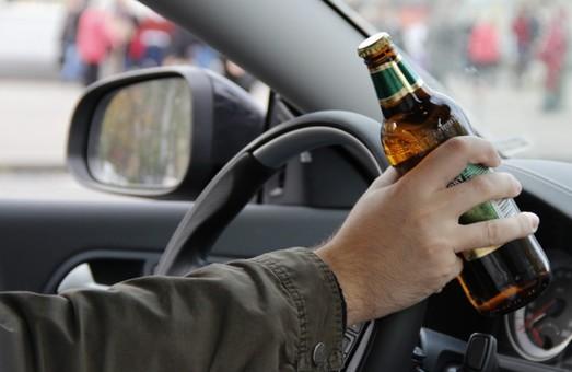 У Львові нетверезий водій-рецидивіст попався втретє