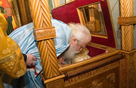 Із Риму до Львова їде сертифікована святиня