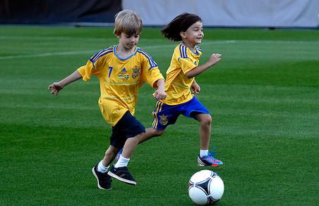 У Львові відбудеться наймасовіший дитячий турнір