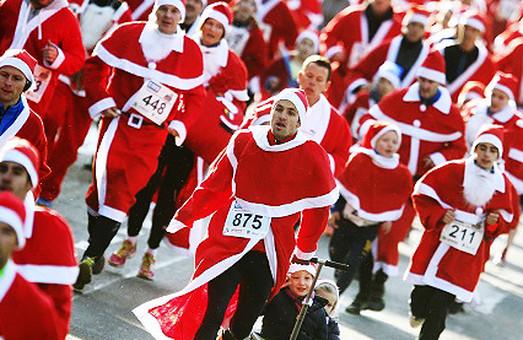 У Львові пройде забіг Санта Клаусів