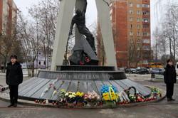 У Львові вшанували пам`ять ліквідаторІв Чорнобильської аварії (ФОТО)