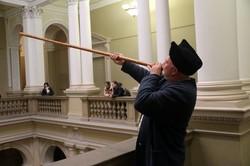"""Як до Львова завітало """"Гуцульське Різдво"""" (ФОТО)"""