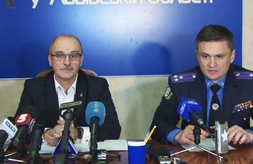 На Львівщині поліцейські піснями і танцями зароблятимуть гроші на благодійність