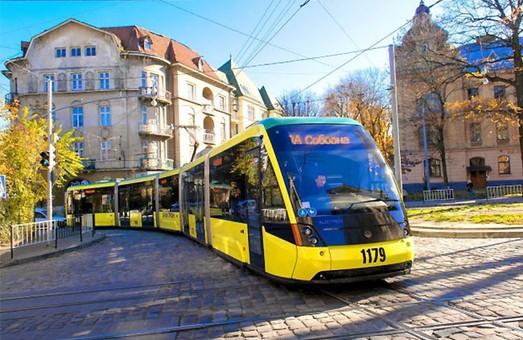 У Львові скасують зупинку на вулиці  Шухевича для кількох трамвайних маршрутів