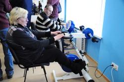 У Львові запровадили відновну терапію за місцем проживання (ФОТО)