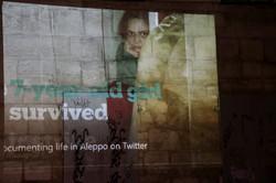 У Львові відбулась акція на підтримку Алеппо (ФОТО)