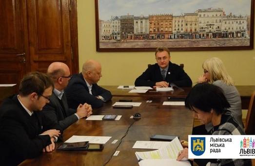 Попередні пропозиції щодо бюджет розвитку Львова на 2017 рік