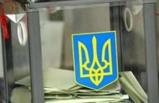 На Львівщині тривають вибори