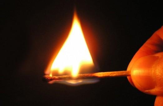 У Львівській лікарні №5 спалахнув вогонь