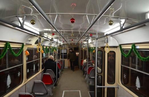 Коли чекати на трамвай у Новорічну та Різдвяну ночі у Львові ?(Розклад руху)
