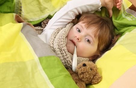 На Львівщині зростає показник захворюваності на грип