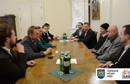 У Львові обговорили можливість створення канатної дороги