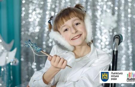 У Львові організували фотосесію для дітей з особливими потребами