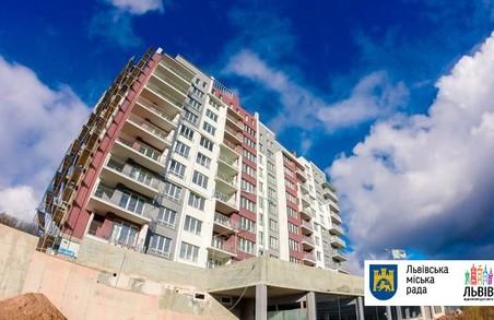 У Львові закінчують будівництво IT House