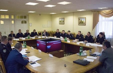 Реформування освіти в МВС обговорили на нараді у Львові