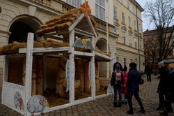 У Львові посеред площі Ринок тепер можна робити ексклюзивні світлини (ФОТО)