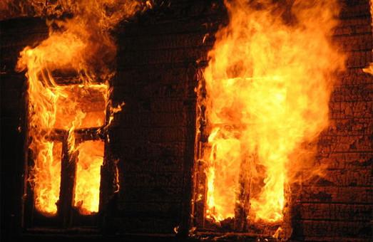 На Львівщині внаслідок пожежі постраждав чоловік