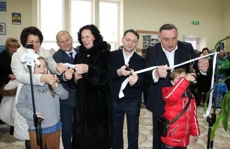 На Львівщині відкрили відремонтований народний дім