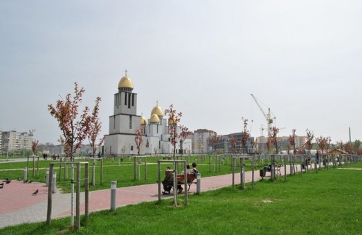 Львів'ян закликають облаштувати Парк духовної культури за власний кошт