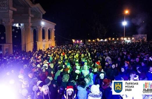 У Львові на Новий рік організують вечірку для всіх