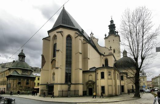 На підсвічування  Катедрального собору витратять 290 тис. грн з міського бюджету
