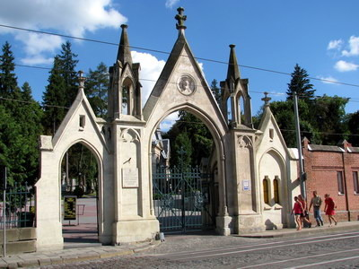На Личаківському цвинтарі у Львові проведуть поминальну молитву за загиблими Героями