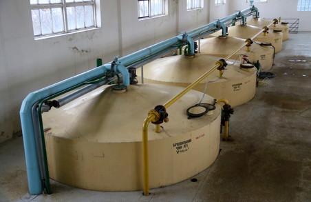 На Львівщині запрацював спиртовий завод найвищого ґатунку (ФОТО)