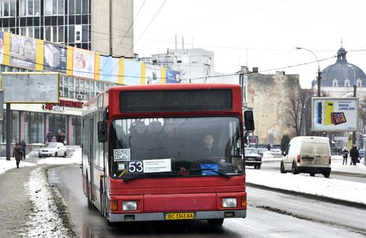 Які львівські маршрутки змінюють рух?