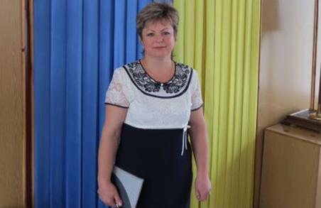 На Львівщині керівник РДА написала заяву на звільнення