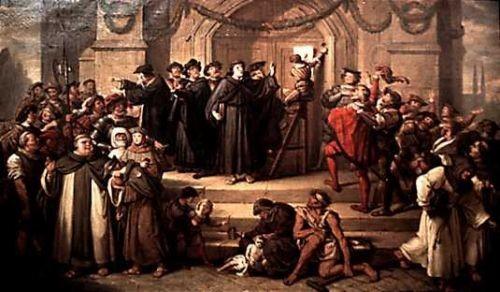У центрі Львова проведуть концерт до 500-літнього ювілею Реформації