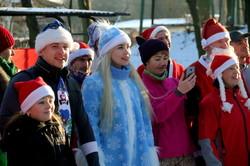 На конкурсі Санта-Клаусів у Львові переміг... пасхальний кролик (ФОТО)