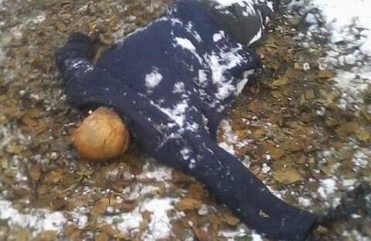 На Погулянці виявили тіло невідомого чоловіка