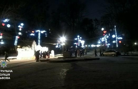 У новорічну ніч львівські поліцейські вирішували 16 сімейних сварок