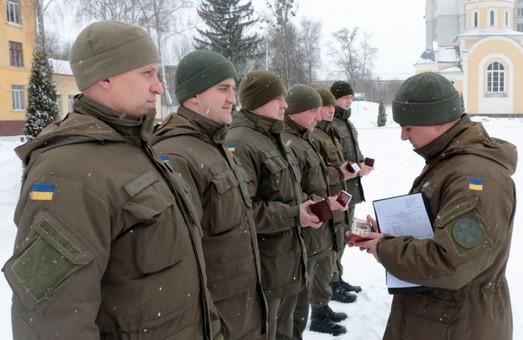 Львівські гвардійці провели перший етап відбору кандидатів на головного старшину