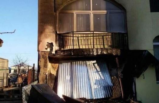 На Львівщині сталася пожежа у дитячому будинку сімейного типу