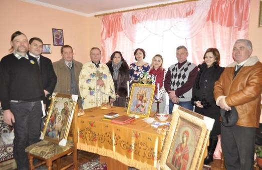 На Львівщині допомогли відремонтувати помешкання сироті