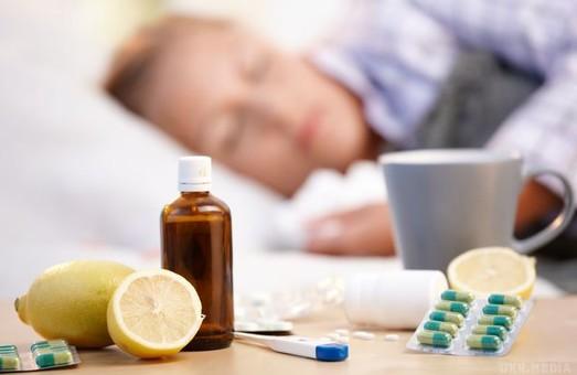 У Львові не зменшується показник захворюваності на грип