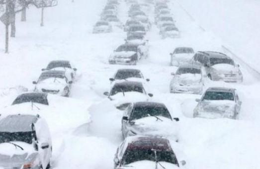 На Різдво очікують 20-градусний мороз та сильні снігопади на Львівщині