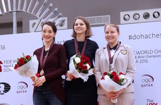 Тріумф шахістки : Анна Музичук –найкраща спортсменка Львівщини