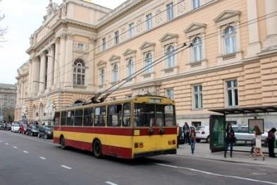 Тролейбус №7 знову курсуватиме