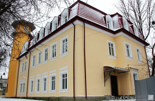"""Для львівських студентів відкрили """"будинок із вежею"""""""