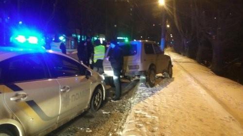 П'яний водій на «Ниві» влаштував погоню нічним Львовом