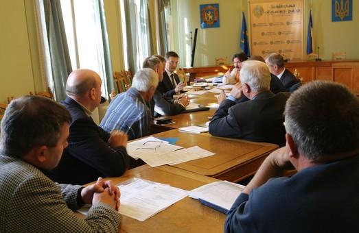 Директори департаментів ЛОДА звітуватимуть про виконану роботу